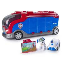 Paw Patrol Патрулевоз Щенячий патруль и Робо Дог Mission Paw Mission Cruiser Robo Dog and Vehicle