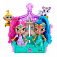 Fisher-Price Поющий дворец Шиммер и Шайн Блеск и Мерцание Nickelodeon Shimmer & Shine Float & Sing Palace Friends