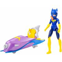 DC Super Hero Girls Супер герои Бэтгерл и самолет Batgirl Action Figure with Batjet Vehicle