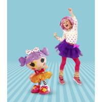 Lalaloopsy интерактивная Лалалупси танцуй со мной Dance With Me Interactive Doll англ яз