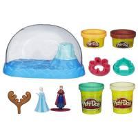 Play Doh Disney Frozen Холодное сердце Снежный купол