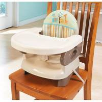 Summer Infant  Стульчик-бустер  Deluxe Folding Booster Seat, Neutral