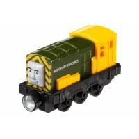 Fisher-Price Thomas The Train Айрон Берт серия Take-n-Play Iron Bert Toy Train