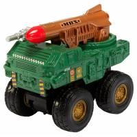 Matchbox моторизованный военный грузовик Rev Rigs Military Truck