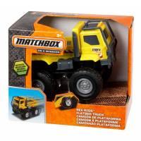 Matchbox грузовик Rev Rigs Flatbed Truck