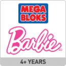 Mega Bloks Барби