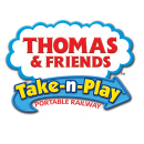 Томас и друзья на магитах (Thomas & Friends) из серии Take-n-Play паровозики, железные дороги, наборы
