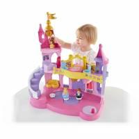Fisher-Price Little People музыкальный дворец принцесс Dancing Palace