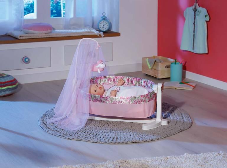 Кроватка беби анабель с ночником