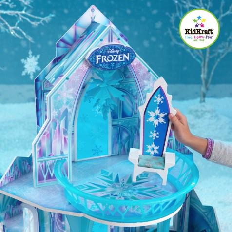 KidKraft Disney Frozen Ice Castle Dollhouse Dollhouses