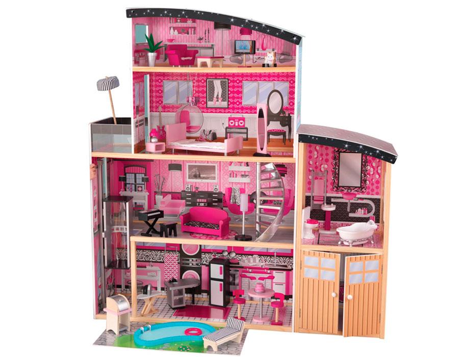 Домик для куклы фото