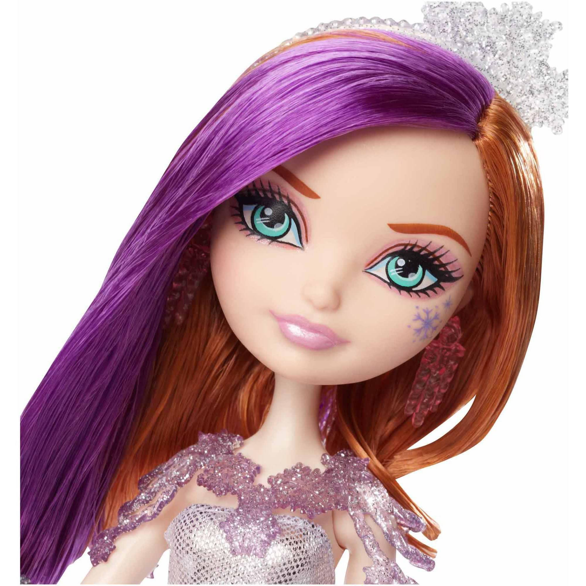 Ever After High  Holly and Poppy OHair Doll Review