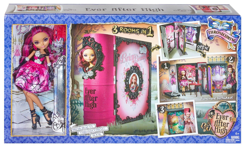Дом книжка для кукол эвер афтер хай